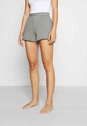 LEAGUE TRACK SHORT - Pyjama bottoms - medium grey heather