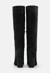 Vero Moda - VMMELAN BOOT - Boots - black - 3