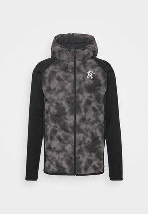 BONES TECH JACKET - Winter jacket - camo/black