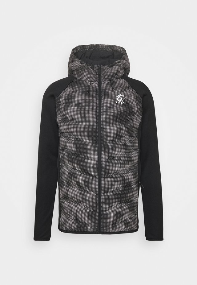 BONES TECH JACKET - Winter jacket - camo/black