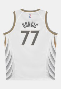 Nike Performance - NBA CITY EDITION DALLAS MAVERICKS LUKA DONCIC UNISEX - Club wear - white - 1