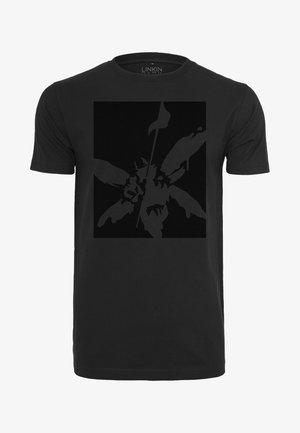 LINKIN PARK STREET SOLDIER TONAL TEE - Print T-shirt - black