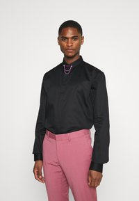 Twisted Tailor - LYNTON - Kostymskjorta - black - 0