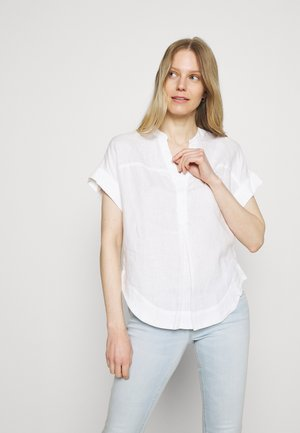 BLOUSE - T-shirts med print - white