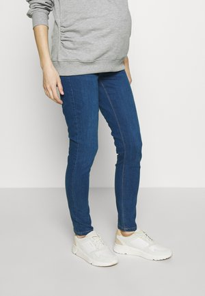 OVERBUMP EDEN JEGGING - Jeansy Slim Fit - mid wash denim