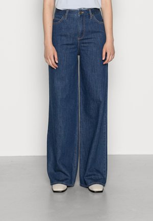 STELLA A LINE - Relaxed fit jeans - rinse