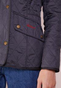 Barbour - POLARQUILT - Light jacket - navy - 4
