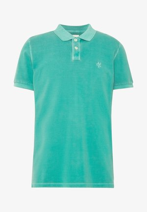 SHORT SLEEVE BUTTON PLACKET - Polotričko - shady glade