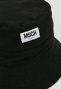 Moss Copenhagen - BALOU BUCKET HAT - Hat - black - 5