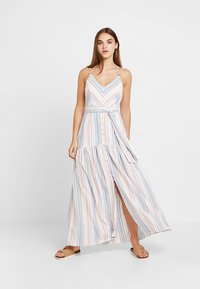 Forever New - STRIPE BUTTON THROUGH DRESS - Maxi dress - multi-coloured - 1