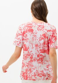 BRAX - Print T-shirt - red - 2