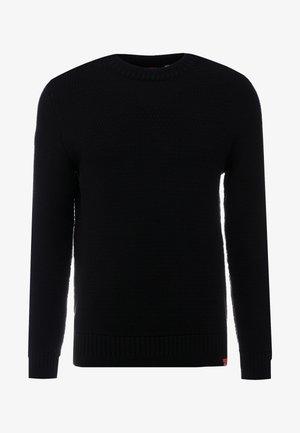 KEYSTONE CREW - Jumper - black