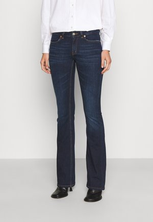 PANTALONE LOLA - Jeans Skinny Fit - dark blue