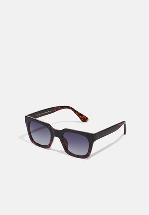 NANCY - Sunglasses - black demi