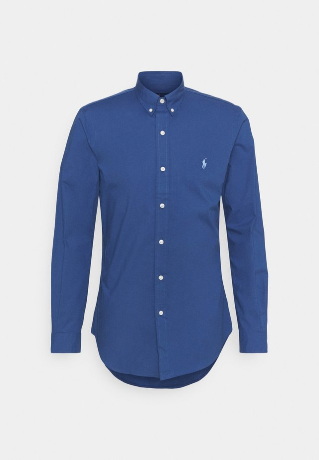 NATURAL - Camicia - federal blue