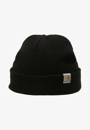 STRATUS HAT LOW - Mössa - black