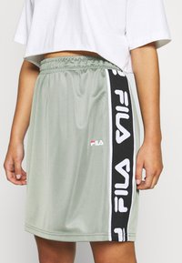 Fila Petite - TARALASKIRT - Mini skirt - sea spray - 4