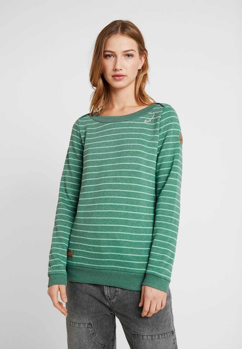 Ragwear - TASHI - Sweatshirt - green