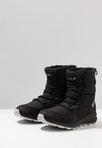 Jack Wolfskin - NEVADA TEXAPORE MID - Winter boots - black - 2