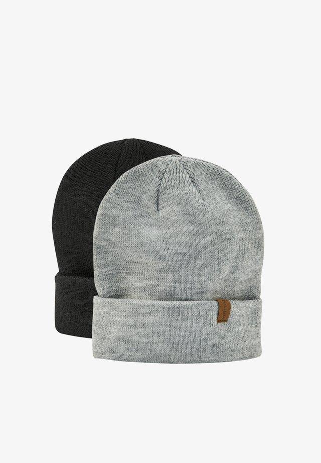 2 PACK - Mütze - black