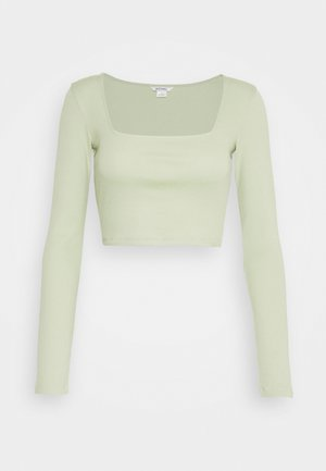 ALBA  - Long sleeved top - green