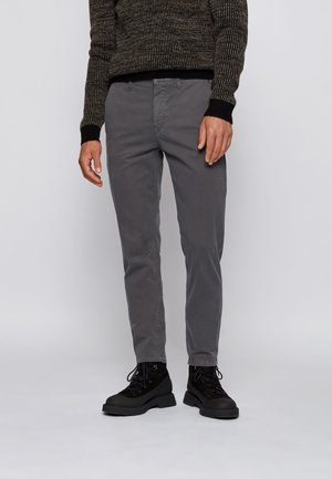 TABER D - Chinos - anthracite