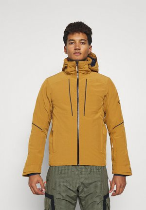 EDGE - Ski jacket - cumin/night sky