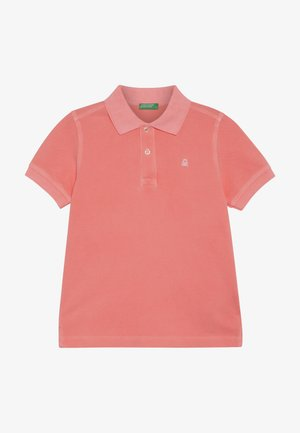 Polo - neon pink