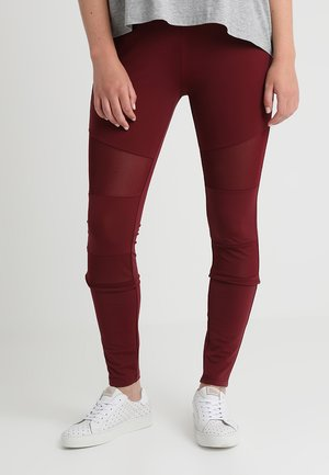 LADIES TECH  - Leggings - Trousers - port