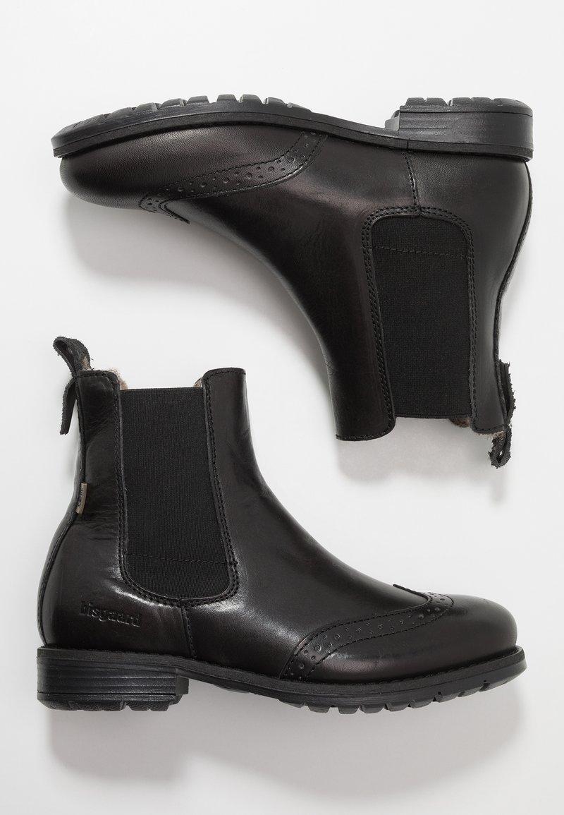 Bisgaard - BOOTIES - Zimní obuv - black