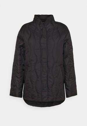 COAT ANNA - Classic coat - black