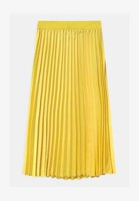 Grunt - HAZZ - A-line skirt - yellow - 0