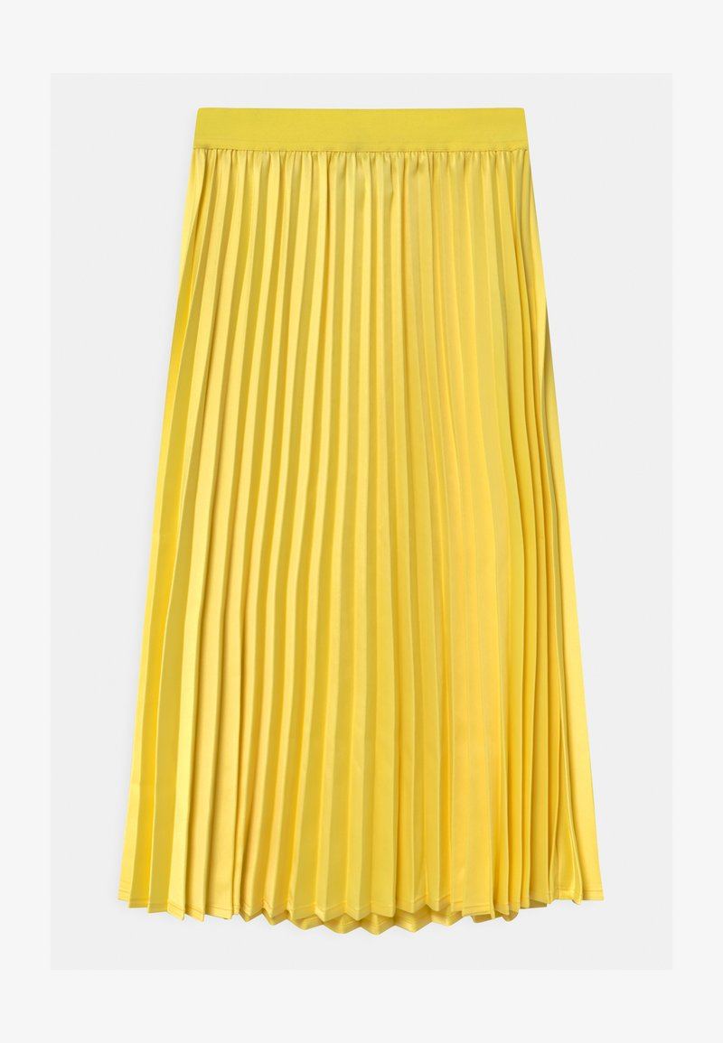 Grunt - HAZZ - A-line skirt - yellow