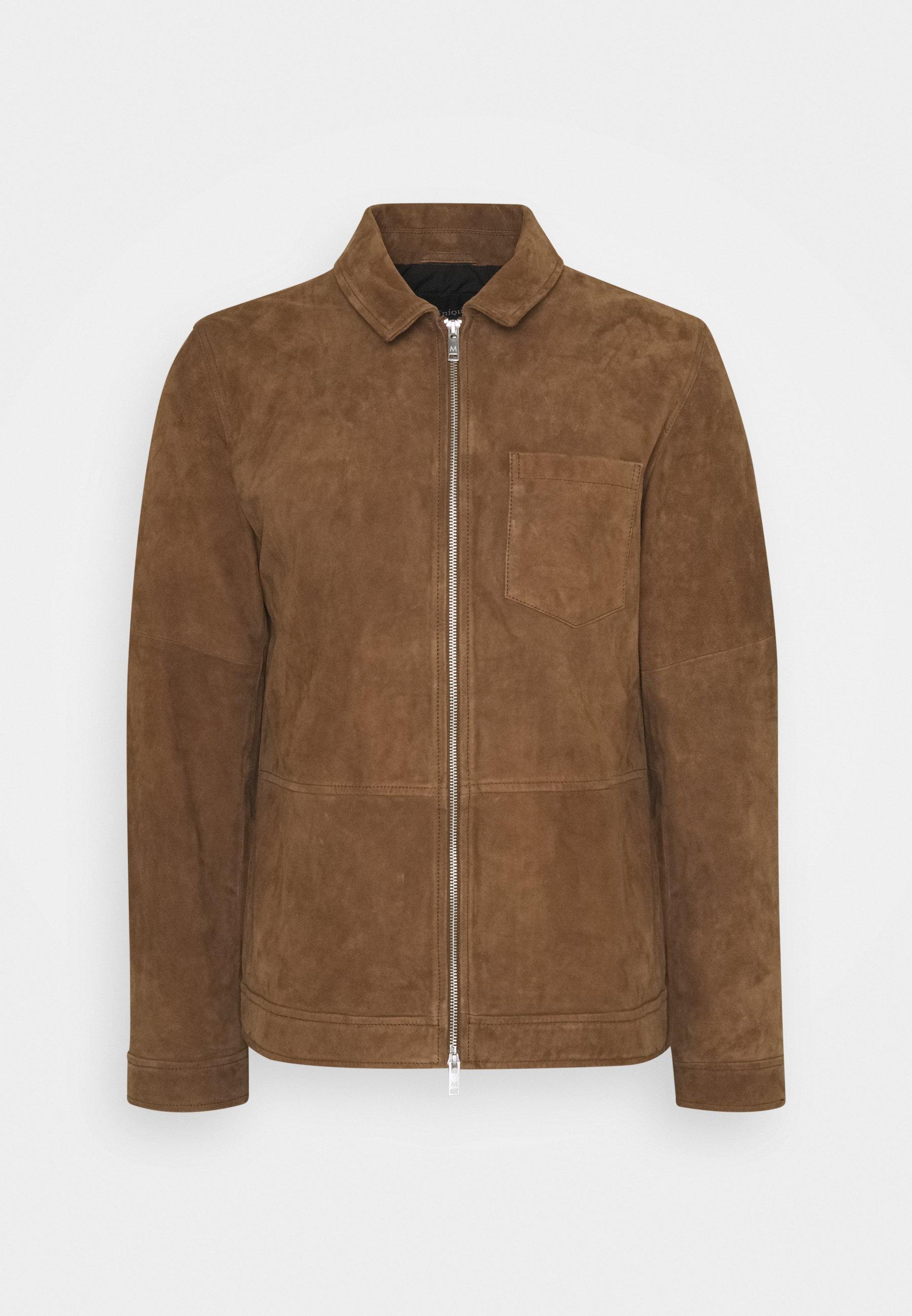 Men MAWESTON  - Leather jacket