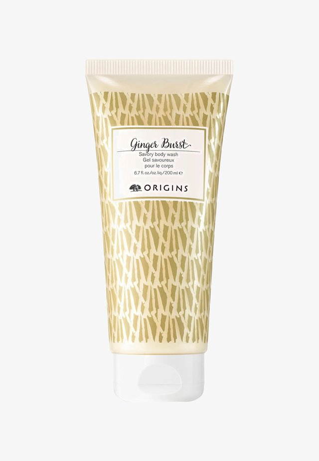 GINGER BURST SAVORY BODY WASH 200ML - Duschgel - neutral