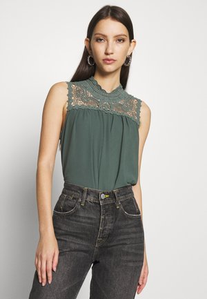 ONLNEW CAT  - Blouse - balsam green