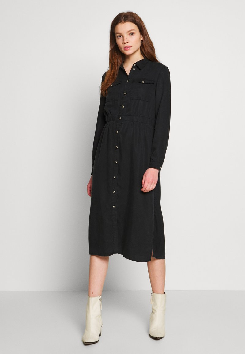 Pieces - PCNOLA  - Denní šaty - black