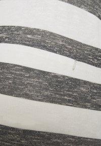 LOVE2WAIT - NURSING STRIPED - Sweatshirt - black - 2