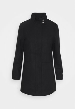 ONLCHRISA LIFE COAT - Short coat - black