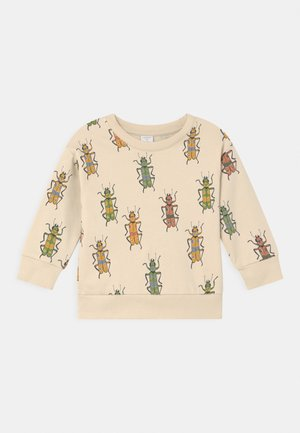 MINI BUGS UNISEX - Sweatshirt - light beige