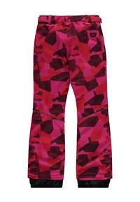 O'Neill - Snow pants - red aop w/ blue - 1