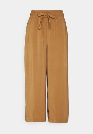 ONLCILLE STRING CULOTTE - Kalhoty - toasted coconut