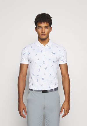 KING OF THE COURSE  - Polo - bright white