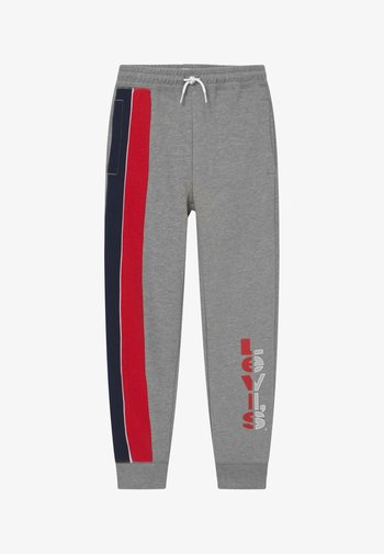 Trousers - grey heather