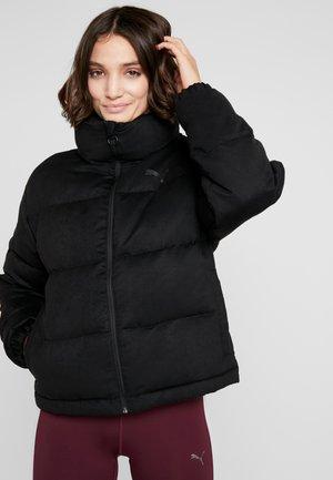 STYLE JACKET - Down jacket - puma black
