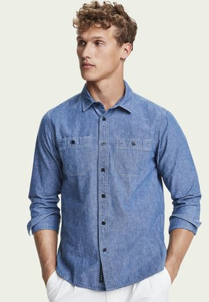 WORK WEAR - Skjorta - indigo