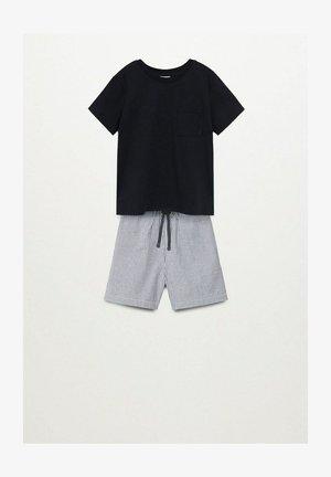 SET ORSON - Pyjama set - zwart