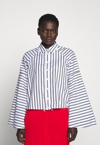 Sportmax Code - TAZZINA - Button-down blouse - weiss - 0