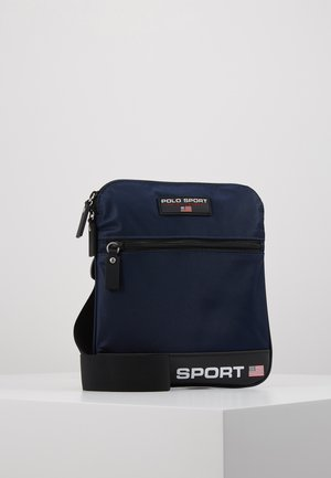CROSSBODY - Across body bag - navy