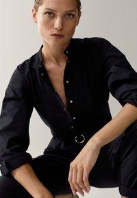 Massimo Dutti - Jumpsuit - black - 3